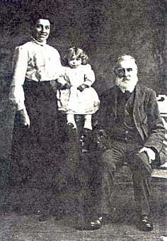 Ann McCall and Family