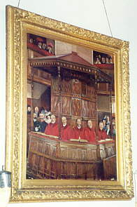 The Magistrate's Seat 1