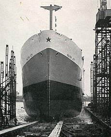 The Launch of the Halifax City