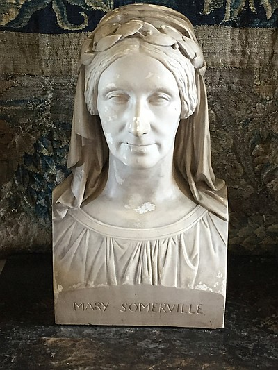 Bust of Mary Somerville
